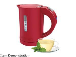 Cuisinart CK-5R Electric QuicKettle, Red