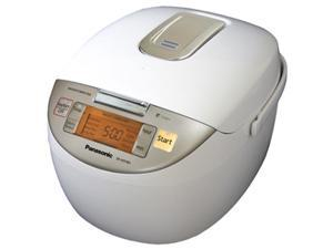Panasonic SR-MS182 White Fuzzy Logic Rice Cooker