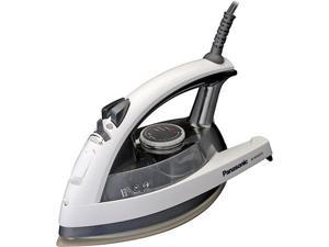 Panasonic NI-W450TS New Concept 360° Quick Steam/Dry Iron White