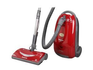 Panasonic MC-CG902 Canister Vacuum with HEPA Filter Burgundy