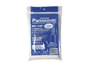 Panasonic M-C115PS Type U-3 Upright Vacuum Bag
