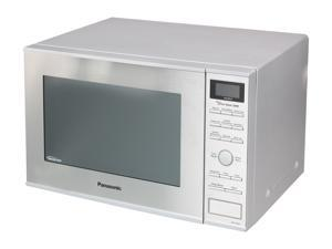 Panasonic 1200 Watts Family Size 1 2 Cu Ft Countertop Microwave Oven Nn Sd681s Sensor Cook Stainless Steel