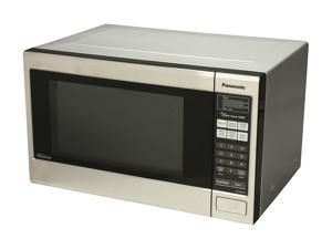 Panasonic NN-SN661S 1.2 cu. ft. 1200W Countertop Built-in Microwave Oven with Inverter Technology