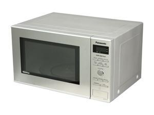 Panasonic NN-SD372S Stainless 950W 0.8 Cu. Ft. Stainless Steel Countertop Microwave with Inverter Technology
