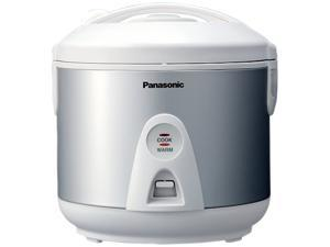 Panasonic SR-TEG18 10-Cup (Uncooked) Rice Cooker/Warmer/Steamer with Domed Lid