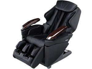 Panasonic EP-MA70 Real Pro Ultra Full Body 3D Massage Chair with Heated Massage Rollers, Black