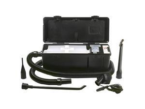 3M SV-497AJM Canister Vacuum Cleaner Black