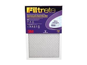 "Filtrete 2017DC-6 Ultra Allergen Reduction Filter 18"" x 18"" x 1"" (Pack of 6 Filter)"