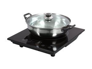 Rosewill RHIC-11001 Induction cooker with Stainless steel pot