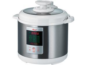 Rosewill RHPC-15001 7-in-1 Multi-Function Programmable 6L/6.3Qt 1000W Electric Stainless Steel Pressure Cooker