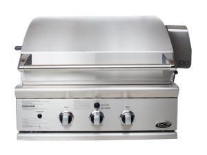 "DCS 30"" Propane Gas Grill BGB30-BQR-L Silver"
