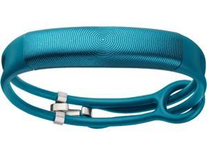 Jawbone UP2 Activity + Sleep Tracker Lightweight Thin Straps Turquoise Circle (Blue)