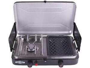 stansport Propane Stove Grill Combo