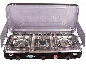 stansport Propane Stove 2 25K 1 10K Burn