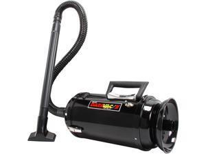 Metropolitan MDV-2BA DataVac Pro Series & Micro Cleaning Tools Vacuum, Black