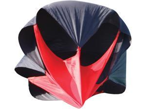 GoFit GF-CHUTE-L Large Power Chute Parachute With DVD