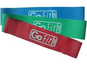 GoFit GF-PLP Set of Three Power Loops with Flip Chart