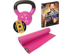 GoFit 815906024353 Pink Fit Bundle