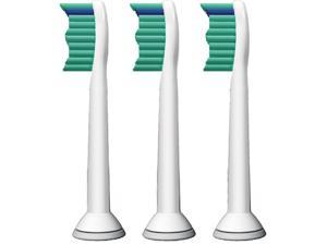 Philips Sonicare HX6013/66 ProResults Standard sonic toothbrush heads 3-pack