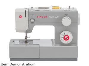 Singer Sewing Co. 4411.CL Heavy Duty Machine