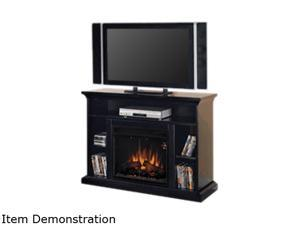 "ClassicFlame Beverly Collection 48"" Wide Media Mantel Electric Fireplace (Espresso) 23MM374-E451"