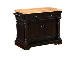 TRESANTI KC2517-E451-42 Montclair Kitchen Island Espresso