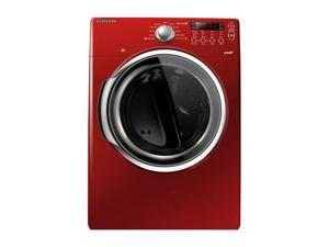 SAMSUNG DV331AER Tango Red Electric Dryer