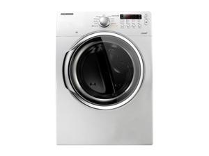 SAMSUNG DV331AEW Neat White Electric Dryer