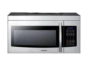 Samsung SMH1713S 1.7 cu. ft. Over-The-Range Microwave, Stainless Steel