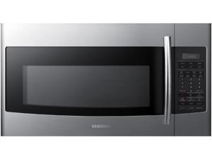 Samsung SMH1816S 1.8 cu. ft. Over-The-Range Microwave, Stainless Steel