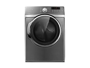 SAMSUNG DV405GTPASU Platinum Gas Steam Dryer