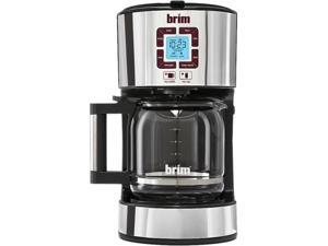 BRIM SW30 Size-Wise 12-Cup Programmable Coffee Station
