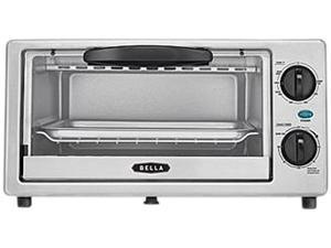 Bella 14413 4 Slice Toaster Oven