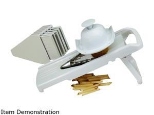 Cookpro  646  9 Piece V-Shaped Mandolin Slicer