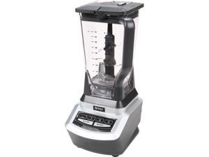Ninja BL740 Metallic 72 oz. Jar Size Professional Blender and Single Serve 3 speeds