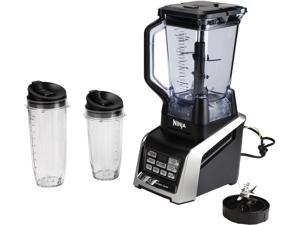Ninja BL641 Black Nutri  Blender Duo with Auto-iQ