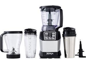 Ninja BL491 Silver 40 oz. Jar Size Nutri Ninja Auto-iQ Compact System