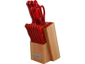 Ragalta PLKS-2111 12pc Knife Block Set