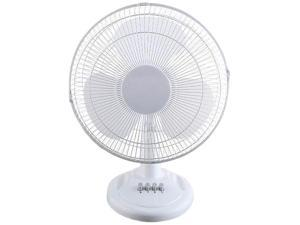 "Optimus F1211 Oscillating 12"" Table Fan"