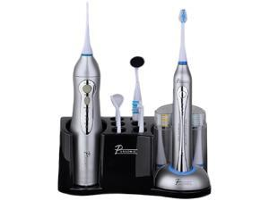 Pursonic S620 Deluxe Home Dental Center Rechargeable Electric Toothbrush W/ BONUS 12 Brush heads