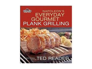 Napoleon NAPCOOK-PL Everyday Gourmet Plank Grilling Cookbook
