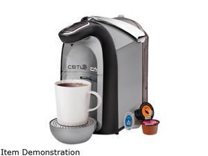 Coffee Bean & Tea Leaf Americano Silver Titanium Silver Americano Machine 1/per