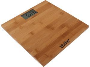 Vivitar PS-V220 Bamboo Low Profile BMI Scale Bamboo