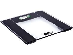Vivitar PS-V132-C Digital Bathroom Scale Clear