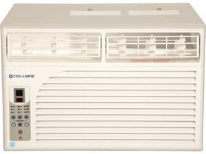 Cool Living 12000 BTU Digital Compact Window Air Conditioner CLYW-35C1A-L09AC