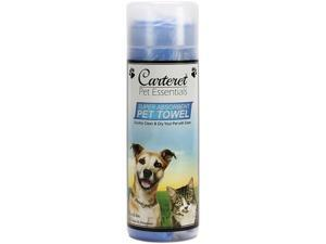Carteret  CPC-15911-BLU Super Absorbent Pet Towel