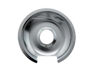 "Range Kleen ""Style D"" 6 In Chrome Drip Pan 105-A"