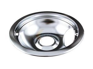 "Range Kleen Chrome Bowls/Red Label - 6"" 101-AM"