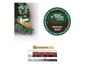 Keurig 99555006636 Nantucket Blend Coffee K-Cup by Green Mountain (Box of 18)