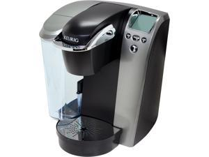 Keurig K75 Platinum Brewing System Platinum color with bonus 12-count K-Cup Variety Pack and Water Filter 20031